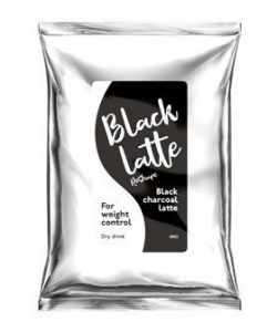 Black Latte - charcoal latte France, original, en pharmacie
